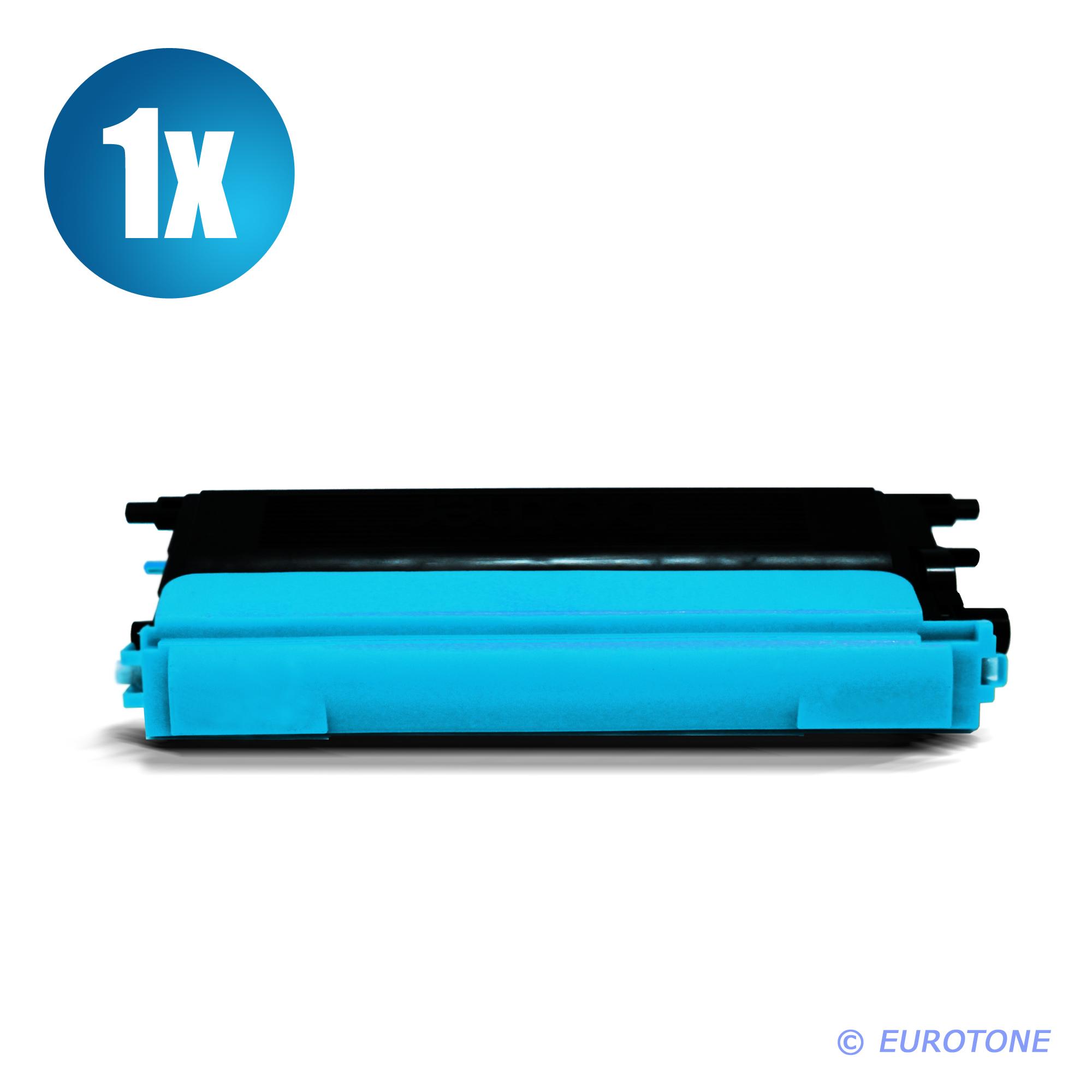 4-Eurotone-Toner-fuer-Brother-DCP9042CDN-DCP9040CN-HL4050CDNLT-TN-135-CMYK