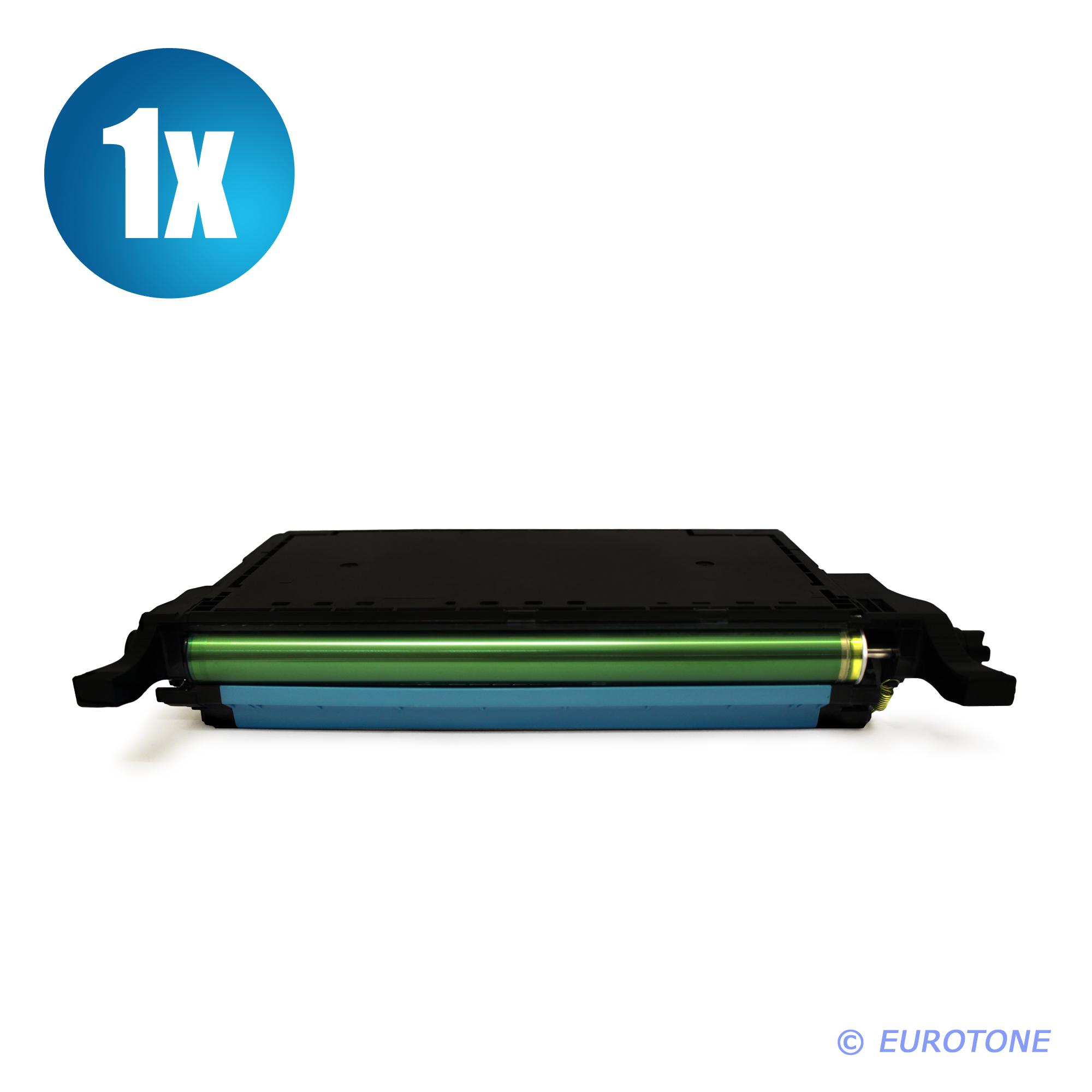 Toner-puce-Cyan-pour-Samsung-clt-c6092s-Print-Pro-Serie-clt6092