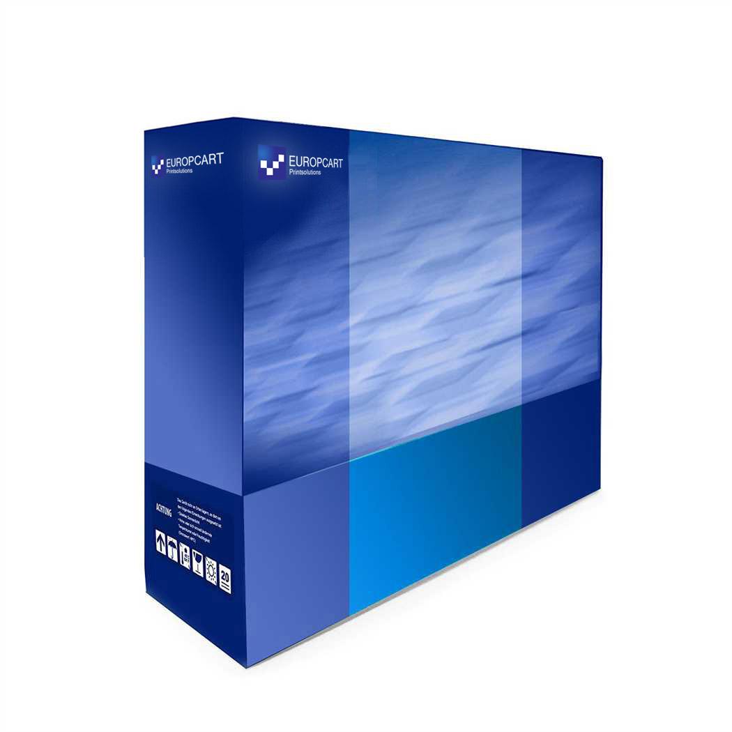 Büro & Schreibwaren Toner Gut Ausgebildete Europcart Toner Cyan Ersetzt Kyocera Tk540 Tk-540 Tk-540c Tk540c Tk 540