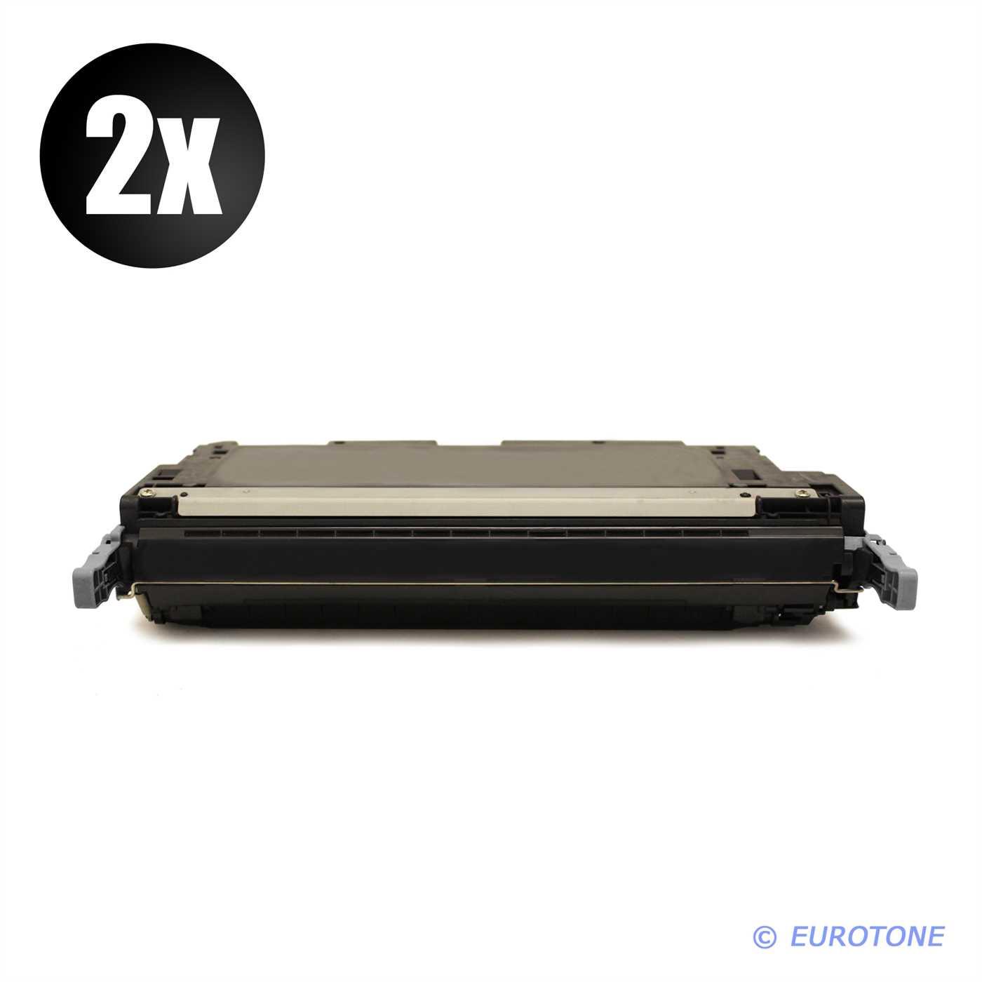 ECO Patrone BLACK für Canon I-Sensys MF-9220-cdn MF-9280-cdn MF-9130 MF-8450