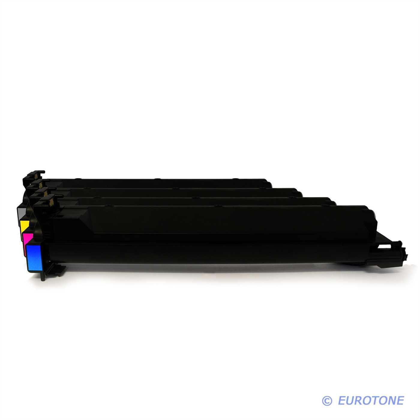4x-PRIME-Patrone-Chip-fuer-Konica-Minolta-Bizhub-C-253-C-203